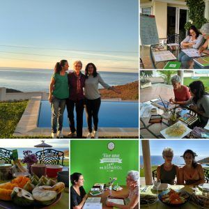 spanish immersion course in Malaga