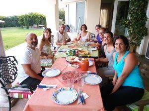 spanish immersion courses family